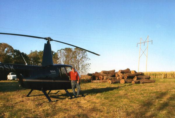 Olson Logging Services Iowa