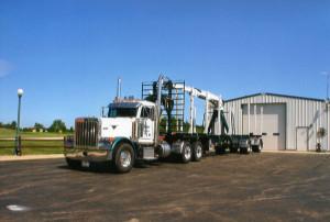 Scott Olson Logging Truck
